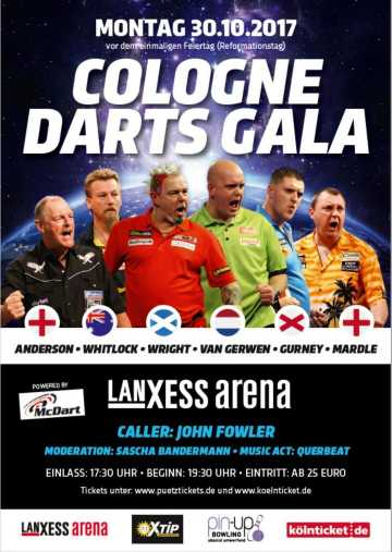 Cologne Darts Gala 2017