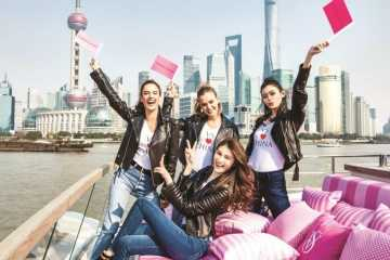 Fernost: Victoria's Secret Fashion Show 2017 in China